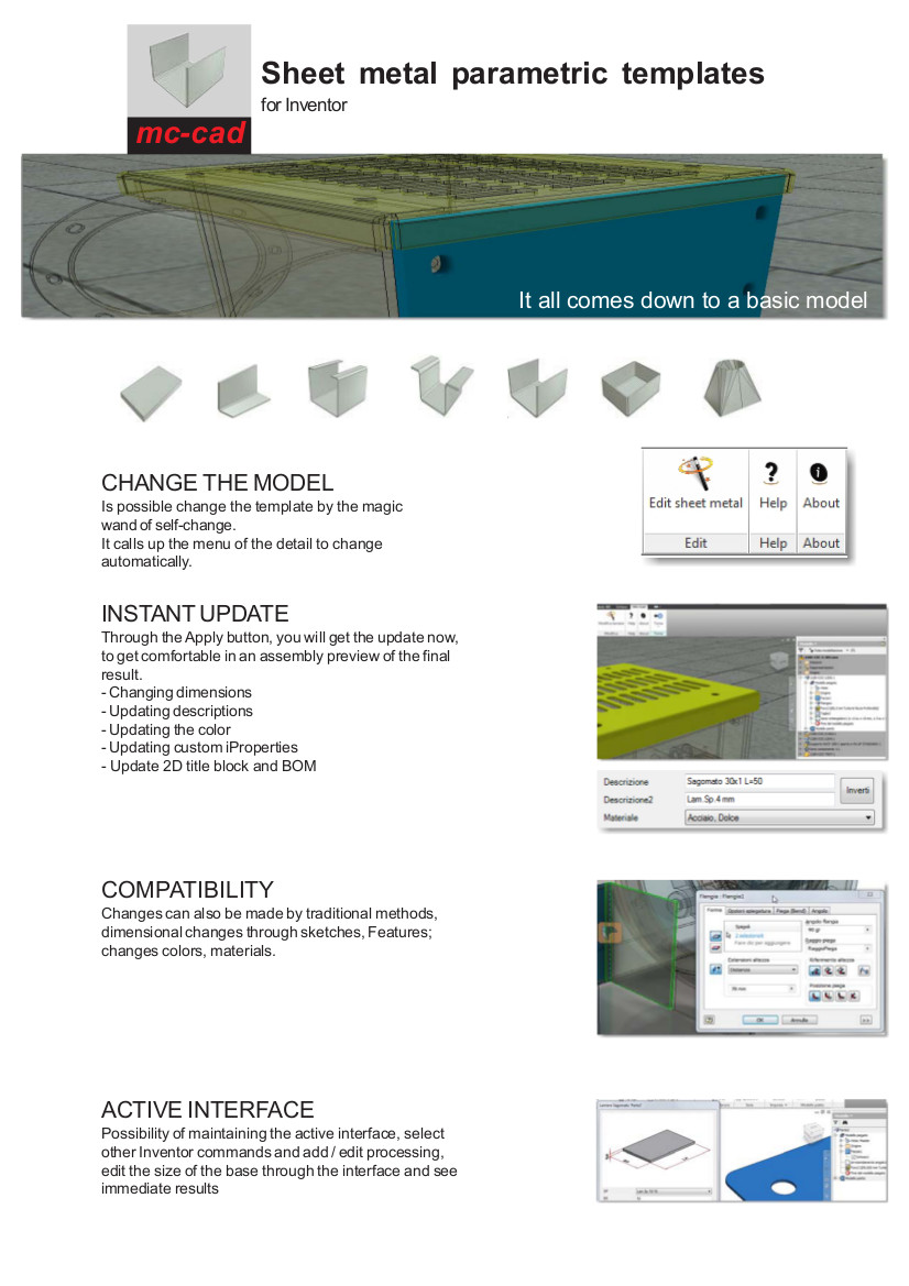 MC CAD SHEET METAL EN 2