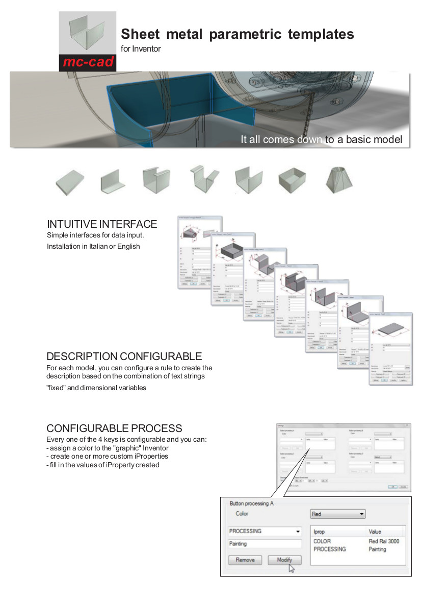 MC CAD SHEET METAL EN 3
